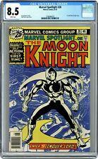 Marvel Spotlight #28 CGC 8.5 1976 3786966010 1st solo Moon Knight app.