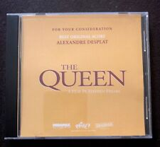 ALEXANDRE DESPLAT-THE QUEEN   BEST ORIGINAL SCORE-OSCAR CD 2006