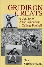 Gridiron Greats: Century of Polish Americans in College Football
