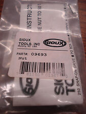 SIOUX Tools 09693 Torque Nut Replacement (Lot of 2) NEW