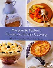 Marguerite Patten's Century of British Cooking by Marguerite Patten (Paperback, 2001)