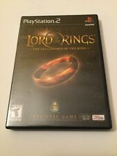 Lord of the Rings: The Fellowship of the Ring (Sony PlayStation 2, 2002)