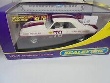 Scalextric C2796 Chevrolet Camaro #78 Nuevo Y En Caja