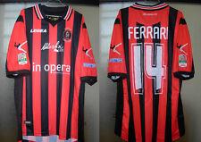 maglia shirt lanciano nr 14 ferrari new XL vers. match worn legea toppe lextra