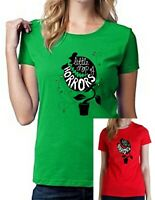 Ladies fitted LITTLE SHOP of HORRORS Audrey T-shirt  FREE UK POST