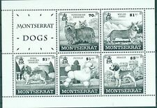 CHIENS DE CHASSE - HUNTING DOGS MONTSERRAT 1999 block