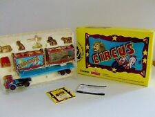 Corgi Diecast Limited Edition Circus Trailer By Royal Mail