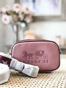 Coach 4162 Jes Convertible Belt Bag In Colorblock With Horse & Carriage $328