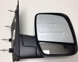 2002-07 Ford E-Series Van Exterior Front Right Door Rear View Mirror New 1407088