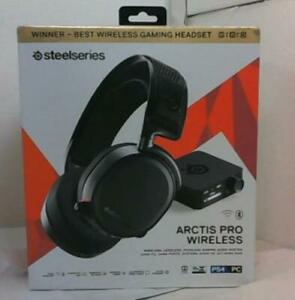 SteelSeries Arctis Pro Wireless Gaming Headset for PS4 and PC - Black $419.99