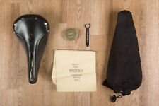 Brooks B17 Narrow Black Saddle Tension Spanner Proofide Leather Dressing Cream