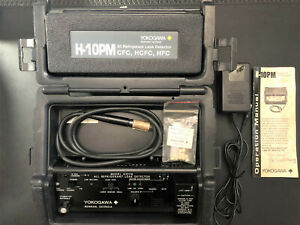 Yokogawa H10PM All Refrigerant Leak Detector CFC HCFC HFC with New Battery  USA