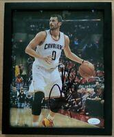 Kevin Love (Cleveland Cavaliers) Autographed Photo (JSA C.O.A)