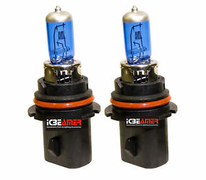 9007 HB5 12V 100W For Auto Vehicle Factory Halogen Light Bulbs [Super White]