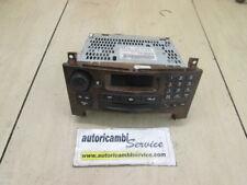 96435880GV AUTORADIO CLARION CON TELEFONO PEUGEOT 607 3.0 B 5M 152KW (2002) RICA