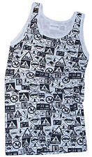 COMME des GARCONS SHIRT STRETCHY SLEEVELESS T-SHIRT / TANK TOP RARE SZ-S-fitted