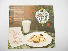 1970'S CHRISTMAS RECIPES COOKBOOK COOKIES & BARS WISCONSIN ELECTRIC COMPANY **