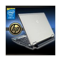 "PC NOTEBOOK PORTÁTIL HP 2540P i5 12,1"" WIN 7 PRO 250 GB 4 GB BLUETOOTH"