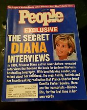 People Weekly Magazine October 13th, 1997 Secret Diana Interviews, Near Mint