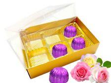 Pralinenschachtel pour 6 Truffe Chocolats Boîte Konfekt Truffe Emballage