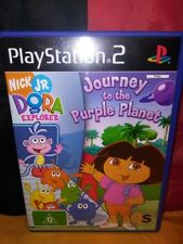 Dora The Explorer: Journey To The Purple Planet - Sony PS2 PAL - Includes Manual