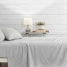 Hotel Collection - 4 pieza conjunto de ropa de cama patrón de cuatrifolio-Premium