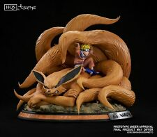 NARUTO & KYUBI – LINKED BY THE SEAL HQS Tsume PREORDER !!!