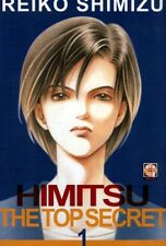 manga HIMITSU THE TOP SECRET Nr. 1 - Edizioni GOEN