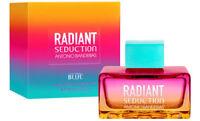 BRAND NEW Antonio Banderas Radiant Seduction Blue For Woman EDT 100 ml /3.4 oz