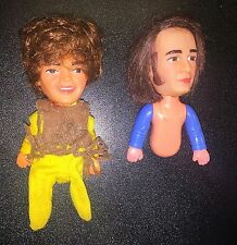 1970 REMCO THE MONKEES MICKY DOLENZ AND MICHAEL NESMITH FINGER DING DOLL
