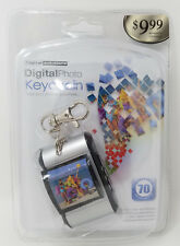 """Digital Solutions Digital Photo Keychain 1.5 """" Color LCD & 2.0 USB cable NEW"""