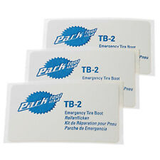 Park Tool TB2 Emergency Tyre Boot Patch Bicycle Puncture Repair Bike