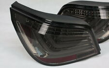 Bar LED Fari Posteriori Luci Posteriori Per BMW e60 Berlina NERO BLACK CROMO Smoke TÜV