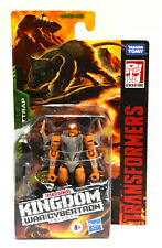 Transformers Kingdom Core Rattrap Wfc-K2 Figure Hasbro