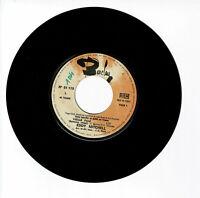 "Eddy MITCHELL Vinyle 45T 7"" VIEILLE FILLE -CHARLIE CHARLI Juke Box BARCLAY 61119"