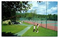 1970s/80s The Fallsview Tennis and Health Club, Ellenville, NY Postcard
