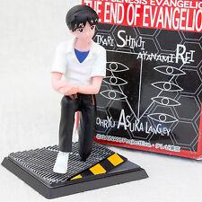 The End of Evangelion Shinji Ikari Collection Figure SEGA JAPAN ANIME