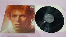 David Bowie Space Oddity press 1973 black label lp 33 giri usato rare