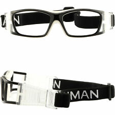 Rectangle Women Sports Protection Goggles Boys Girls Safety Prescription Glasses