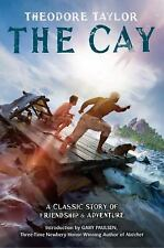 The Cay by Theodore Taylor (2002, Paperback)