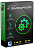 PC SERVICES OPTIMIZER 4 - Genuine License Key - 1 Year Subscription