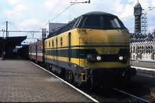 SNCB 6249 Ghent  6x4 Quality Rail Photo