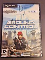 Ground Control II Operation Exodus PC 2004 w/ Key MSI