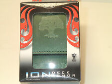 Magic the Gathering MAX Protection ION Deck Armor Green Mana Symbol Deck Box NEW