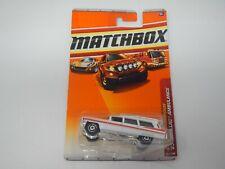 Matchbox Emergency Response '63 Cadillac Ambulance #56 (1)