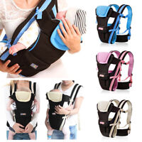 Ergonomic strong breathable adjustable infant newborn baby carrier backpack UK
