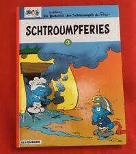 SCHTROUMPFERIES 2005 PEYO LOMBARD TB ÉTAT BD BANDE DESSINÉE