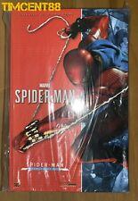 Hot Toys VGM34 Marvel's Spider-Man Scarlet Spider Suit 1/6 Figure New