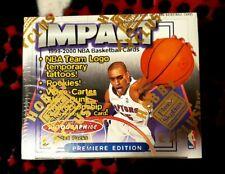 1999-00 Fleer Impact [BrandNew, Premier Edition, Autographics Signature Series]