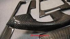 For BMW E46 M3 Coupe Model Only Carbon Fiber Interior Trim Dash 8 Pieces Kit